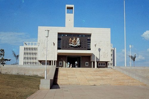Legislative Council Uganda Protectorate